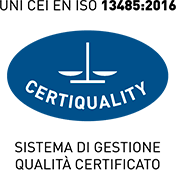 Certiquality ISO 13485:2016